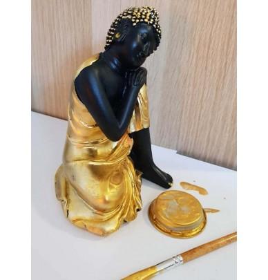 Liquid Gilding - Rich Gold Gold-coloured Paint