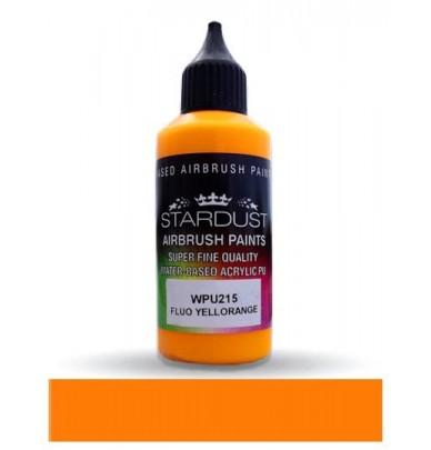 Fluorescent Series – 11 Airbrush Acrylic-Polyurethane Paints