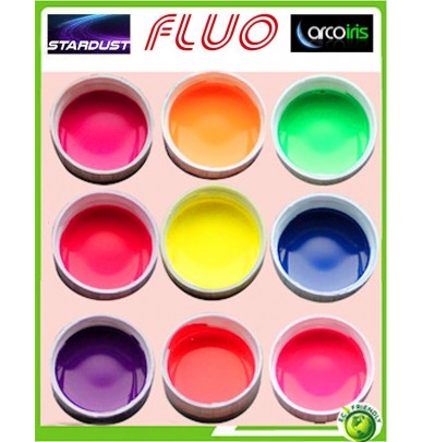Concentrated fluorescent tint