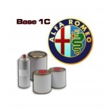 ALFA ROMEO 1K Basecoat - 250ml to 5L Pots - All Auto Colour Codes