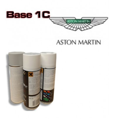 ASTON MARTIN Car Paint in Spray Can -1K Basecoat, All Auto Colour Codes