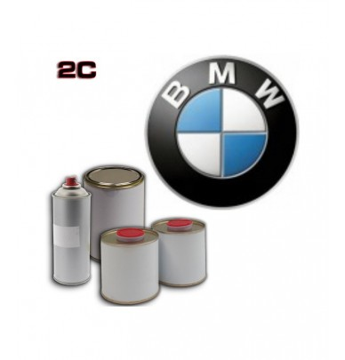 BMW 2K POLYURETHANE PAINT in Pot – For All Auto Colour Codes