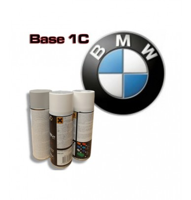 BMW Car Paint in Spray Can -1K Basecoat, All Auto Colour Codes