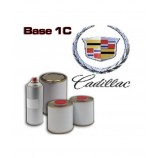 CADILLAC 1K Basecoat - 250ml to 5L Pots - All Auto Colour Codes