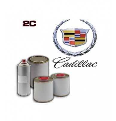 CADILLAC 2K POLYURETHANE PAINT in Pot – For All Auto Colour Codes