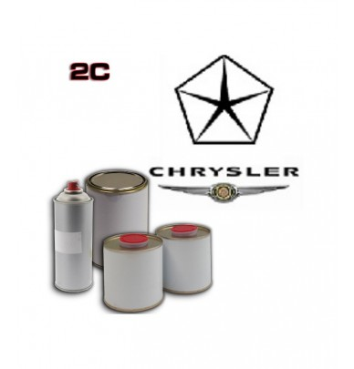 CHRYSLER 2K POLYURETHANE PAINT in Pot – For All Auto Colour Codes