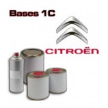 CITROEN 1K Basecoat - 250ml to 5L Pots - All Auto Colour Codes