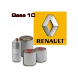 RENAULT 1K Basecoat - 250ml to 5L Pots - All Auto Colour Codes