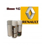 RENAULT Car Paint in Spray Can -1K Basecoat, All Auto Colour Codes