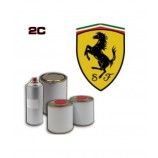 FERRARI 2K POLYURETHANE PAINT in Pot – For All Auto Colour Codes