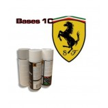 FERRARI Car Paint in Spray Can -1K Basecoat, All Auto Colour Codes