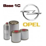 OPEL 1K Basecoat - 250ml to 5L Pots - All Auto Colour Codes