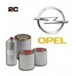 OPEL 2K POLYURETHANE PAINT in Pot – For All Auto Colour Codes