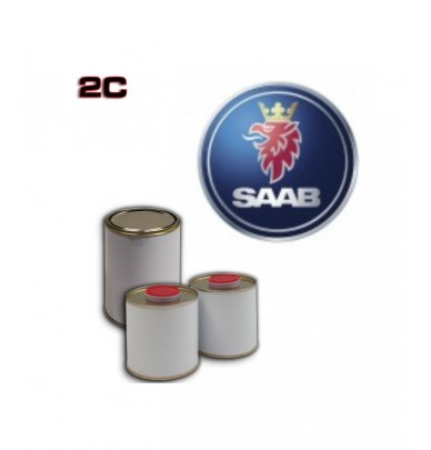 SAAB 2K POLYURETHANE PAINT in Pot – For All Auto Colour Codes