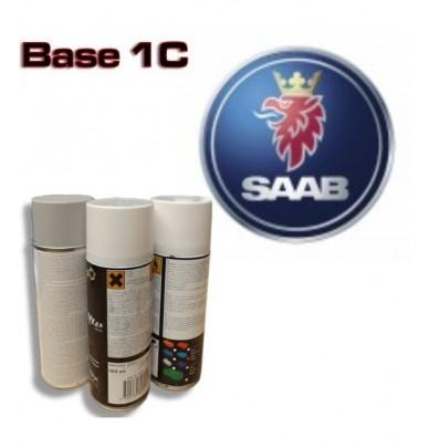 SAAB Car Paint in Spray Can -1K Basecoat, All Auto Colour Codes