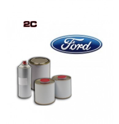 FORD 2K POLYURETHANE PAINT in Pot – For All Auto Colour Codes