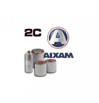 AIXAM 2K POLYURETHANE PAINT in Pot – For All Auto Colour Codes
