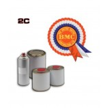 BMC 2K POLYURETHANE PAINT in Pot – For All Auto Colour Codes