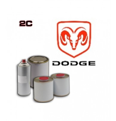 DODGE 2K POLYURETHANE PAINT in Pot – For All Auto Colour Codes
