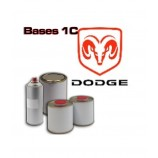 DODGE 1K Basecoat - 250ml to 5L Pots - All Auto Colour Codes