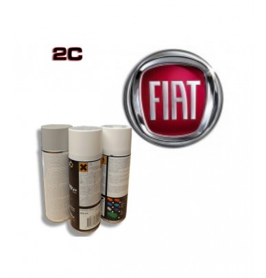 FIAT 2K paint high gloss Spray Can – For All Auto Colour Codes