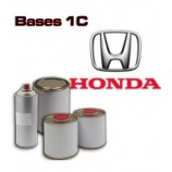 HONDA 1K Basecoat - 250ml to 5L Pots - All Auto Colour Codes