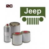 JEEP 2K POLYURETHANE PAINT in Pot – For All Auto Colour Codes