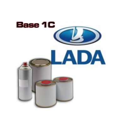 LADA 2K POLYURETHANE PAINT in Pot – For All Auto Colour Codes