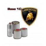 LAMBORGHINI 1K Basecoat - 250ml to 5L Pots - All Auto Colour Codes