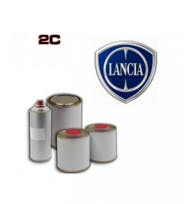 LANCIA 2K POLYURETHANE PAINT in Pot – For All Auto Colour Codes
