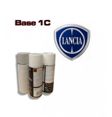 LANCIA Car Paint in Spray Can -1K Basecoat, All Auto Colour Codes