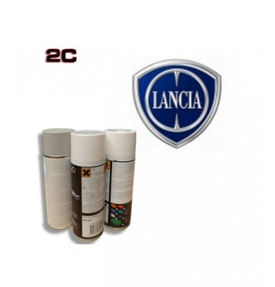 LANCIA 2K paint high gloss Spray Can – For All Auto Colour Codes