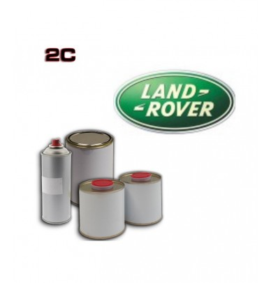 LAND ROVER 2K POLYURETHANE PAINT in Pot – For All Auto Colour Codes