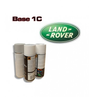 LAND ROVER Car Paint in Spray Can -1K Basecoat, All Auto Colour Codes