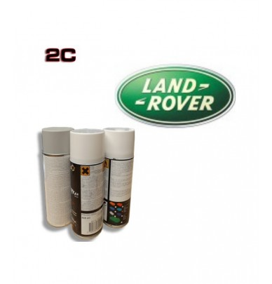 LAND ROVER 2K paint high gloss Spray Can – For All Auto Colour Codes