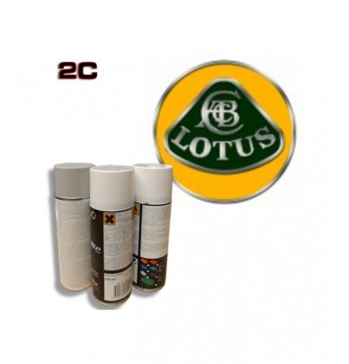 LOTUS 2K paint high gloss Spray Can – For All Auto Colour Codes