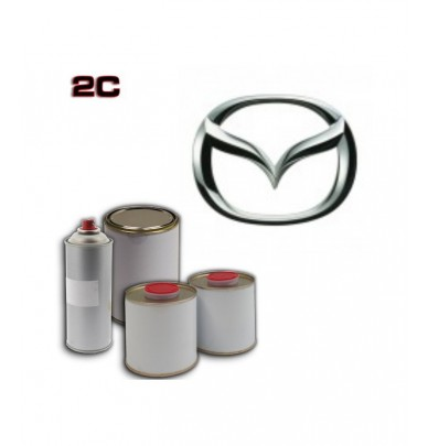 MAZDA 2K POLYURETHANE PAINT in Pot – For All Auto Colour Codes
