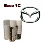 MAZDA Car Paint in Spray Can -1K Basecoat, All Auto Colour Codes