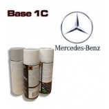 MERCEDES Car Paint in Spray Can -1K Basecoat, All Auto Colour Codes