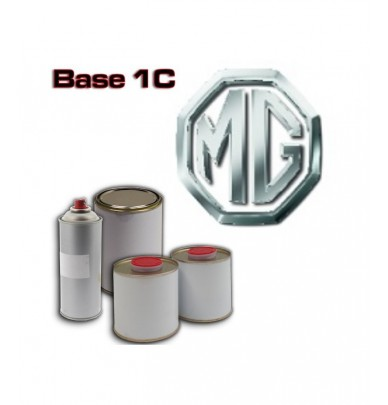 MG 1K Basecoat - 250ml to 5L Pots - All Auto Colour Codes