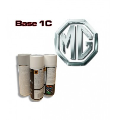 MG Car Paint in Spray Can -1K Basecoat, All Auto Colour Codes