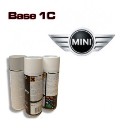 MINI Car Paint in Spray Can -1K Basecoat, All Auto Colour Codes