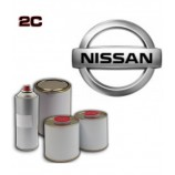 NISSAN 2K POLYURETHANE PAINT in Pot – For All Auto Colour Codes