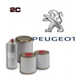 PEUGEOT 2K POLYURETHANE PAINT in Pot – For All Auto Colour Codes