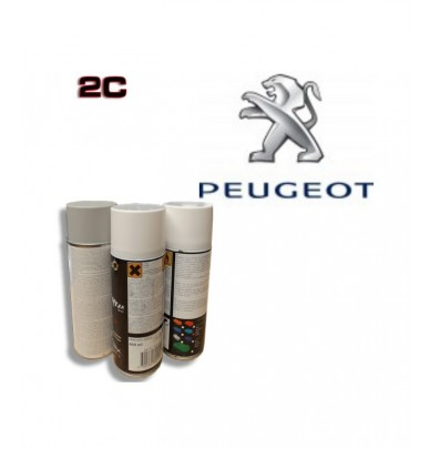 PEUGEOT 2K paint high gloss Spray Can – For All Auto Colour Codes