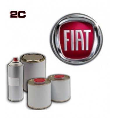 FIAT 2K POLYURETHANE PAINT in Pot – For All Auto Colour Codes