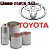 1K Toyota Paint Basecoat - 250ml to 5L Pots - All Colour Codes