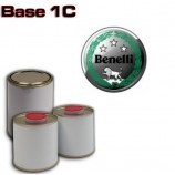 Benelli motorcycle paint all colour codes - 1K Basecoat for Spray Gun