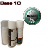 Benelli motorcycle paint - 1K Basecoat in Spray Can