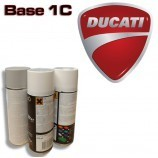 DUCATI MOTORCYCLE PAINT - 1K Basecoat in Spray Can